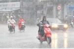 Cảnh báo mưa dông diện rộng khắp miền Bắc