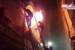 Cháy nhà 4 tầng ở Hà Nội: Xót xa con gái chết cháy khi lao vào biển lửa cứu mẹ