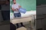 Thí nghiệm khoa học ảo diệu của thầy giáo điển trai gây 'sốt' mạng xã hội