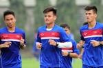 Thể lực U20 Việt Nam hơn cả đội hạng 2 Bundesliga