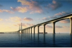 Video: Bay trên cầu vượt biển dài nhất thế giới trước ngày hoàn thiện