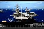 Triều Tiên tung video tấn công tàu chiến, chiến cơ Mỹ