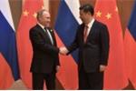 Lãnh đạo Nga, Trung nhất trí tăng cường quan hệ