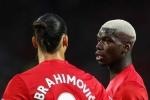 Paul Pogba hạnh phúc ngày trở lại, Ibrahimovic lên dây cót tinh thần