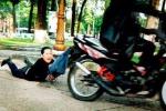 4 tên cướp vung mã tấu chém người ở Sài Gòn