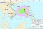 Bão Tokage diễn biến phức tạp, tiến sát Biển Đông