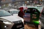 Chiều nay, Nam Bộ tiếp tục mưa dông lớn