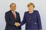 Thủ tướng Nguyễn Xuân Phúc hội đàm với Thủ tướng Đức Angela Merkel