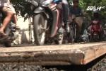 TP.HCM: Đào lấp liên miên, đường phố mấp mô như đường làng