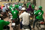 Vì sao tài xế Grabbike rủ nhau đình công, đồng loạt tắt ứng dụng?