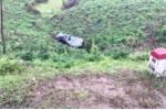 Xe ô tô mất lái lao xuống vực, 4 người Trung Quốc gặp nạn