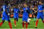 Ghi cú đúp vào lưới Đức, Griezmann gần với kỷ lục của Platini