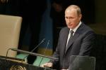 Tổng thống Putin đứng đầu danh sách những nhân vật có ảnh hưởng nhất thế giới