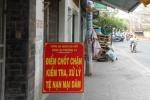 Truy quét ráo riết ở 'phố đèn đỏ' Tân Sơn