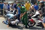 Bắt kẻ truy nã từng cầm đầu băng giang hồ có số má ở Sài Gòn