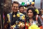 Lâm Chi Khanh: Đám cưới của MC Thanh Bạch và vợ đại gia đặc biệt nhất showbiz Việt