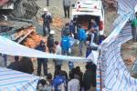 Rơi thang máy xây dựng, 7 người bị thương ở Quảng Ninh