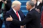 Ông Trump ký 4 sắc lệnh phá bỏ di sản của Obama trong 4 ngày
