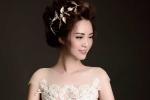 Á hậu Thuỵ Vân mặc váy cưới lộng lẫy, cảm giác bồi hồi như lên xe hoa
