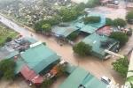 Tin mới nhất về bão số 1: Những tuyến đường nào ở Hà Nội bị ngập?
