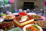 Đâm chết người trong tiệc sinh nhật