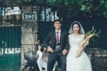 Cặp đôi 9X chụp ảnh cưới tái hiện Hà Nội những năm 80 gây sốt dân mạng