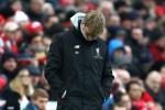Klopp 'phát điên' vì hàng thủ Liverpool trong trận thua Swansea