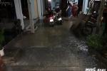 Chi hơn 67 tỷ nâng cấp đường, dân lãnh đủ ngập lụt