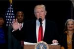 Donald Trump cam kết đối phó với nạn buôn bán người