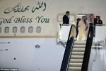 Thăm Nhật Bản, Vua Ả rập Xê Út mang 500 xe limousine, thuê 1.200 phòng khách sạn