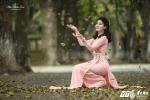 Hinh anh Hoa khoi CD canh sat nhan dan I dep nen na trong ta ao dai 8