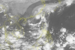 Bão số 6 suy yếu thành áp thấp nhiệt đới
