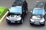 Ngân hàng tặng xe sang cho Tỉnh ủy Đắk Lắk