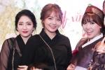 Vẻ 'đẹp đều' của 3 chị em Hari Won khiến nhiều người bất ngờ
