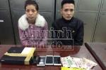 Phá động mại dâm 'khủng' núp bóng quán cà phê giữa Hà Nội