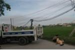 Trung tá CSGT bị xe đâm chết khi làm nhiệm vụ
