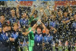 Thắng luân lưu nghẹt thở, U19 Nhật Bản vô địch U19 châu Á 2016