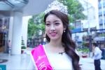 Đỗ Mỹ Linh: 'Tôi chưa dám mở Facebook đọc bình luận về mình'