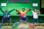 Cảm hứng Hoàng Xuân Vinh giúp Lê Văn Công giành HCV Paralympic 2016