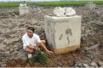 Trụ điện làm bằng bê tông trộn đất: Kỷ luật hàng loạt cán bộ