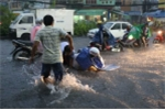 Nam Bộ tiếp tục mưa dông mạnh