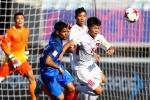 Vé vớt cho 4 đội hạng 3 xuất sắc nhất vòng bảng: U20 Việt Nam phải thắng U20 Honduras