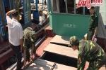 Video: Đồn biên phòng Trà Cổ bắt giữ tàu chở cá nhập lậu từ Trung Quốc