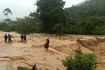 Mưa lũ càn quét các tỉnh Bắc Bộ: Thủ tướng ra công điện khẩn