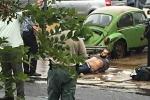 Nghi phạm đánh bom Mỹ bị bắt khi ngủ vạ vật ở cửa quán bar