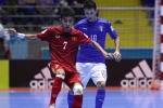 Trực tiếp Futsal World Cup: Việt Nam vs Italia
