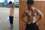 Quý ông ăn uống, tập luyện thế nào để có cơ bụng 6 múi?