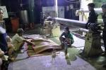 Nam công nhân chết bất thường với nhiều vết thương trên người tại công ty