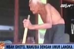 Người đàn ông già nhất thế giới muốn chết mà không được