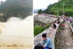 Dân hiếu kỳ xem thủy điện Hòa Bình xả lũ: Yêu cầu chặn mọi hoạt động tại khu vực nguy hiểm